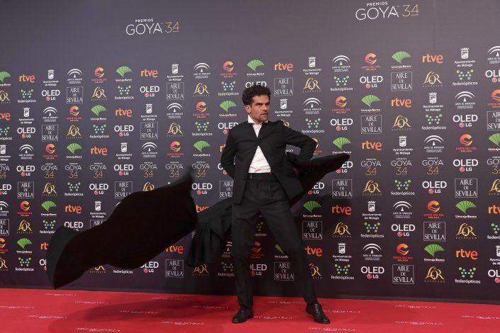 """""""Dolor y gloria"""" triunfa en los Premios Goya"""