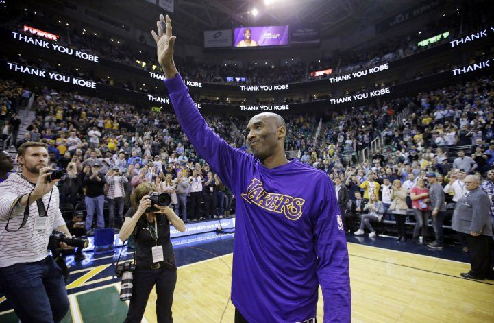 Exastro de NBA Kobe Bryant muere en accidente de helicóptero