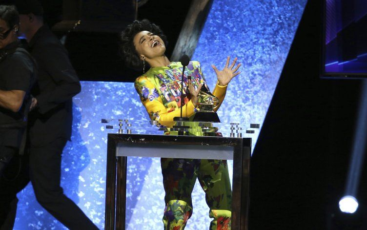 Lista de ganadores de los premios Grammy