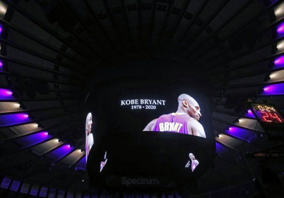 Knicks vencen a Nets; Irving se ausenta por muerte de Bryant