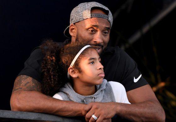 La hija de Kobe Bryant, Gianna, viajaba en el helicóptero y también murió en el accidente
