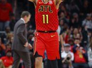 con 45 puntos de young, hawks superan a wizards