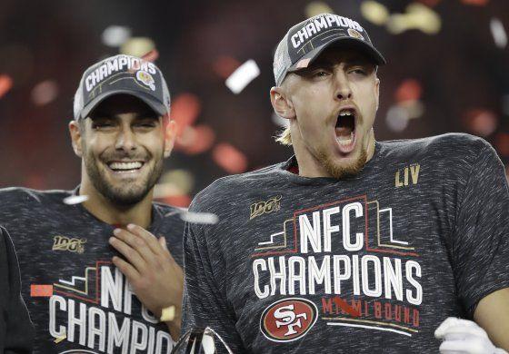 Los canjes, el recurso que llevó a los 49ers al Super Bowl
