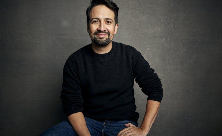 Sundance: Lin-Manuel Miranda no se deja abrumar por Hamilton