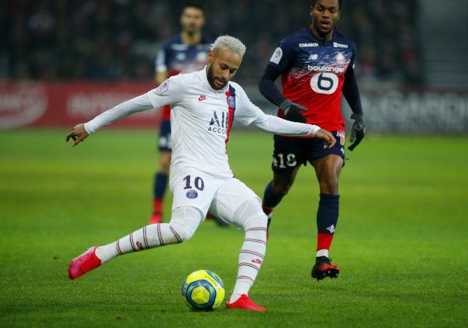 Neymar vive nueva etapa con PSG