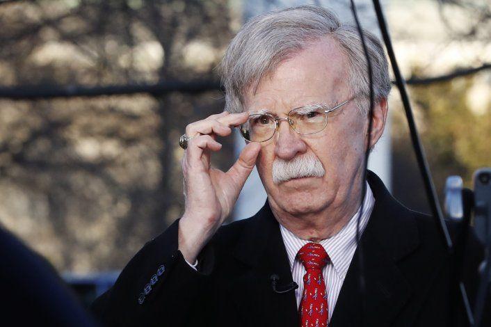 Libro de Bolton sacude juicio político a Trump