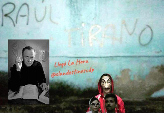 De Clandestinos a McLuhan: la sangre es el mensaje