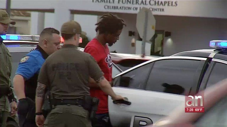 Dos hombres fueron detenidos luego de una intensa persecución policial desde Miami Beach hasta Kendall