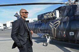 helicoptero de koby bryant habria estado en el aire durante 39 minutos antes de estrellarse