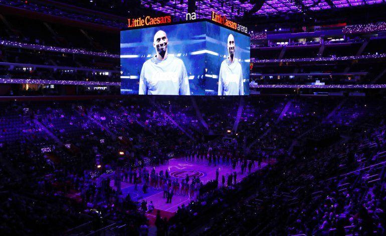 Love brilla en la 1ra mitad; Cavs vencen a Pistons