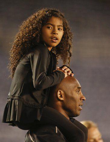 Gianna Bryant iba a seguir el sendero de su padre