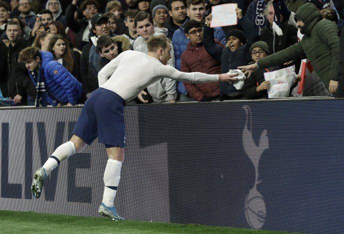 Eriksen ficha con el Inter tras 6 años con Tottenham