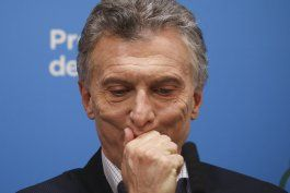 expresidente argentino mauricio macri dirige fundacion fifa