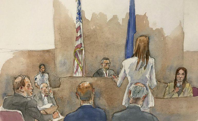 Juicio de Weinstein avanza con más acusadoras previstas