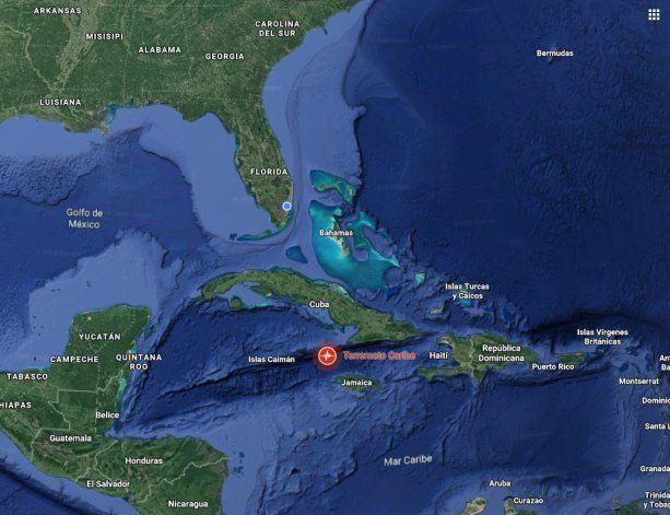 Amenaza de tsumani en Jamaica, Cuba e islas Caimán tras un terremoto de 7,7 en la escala de Richter