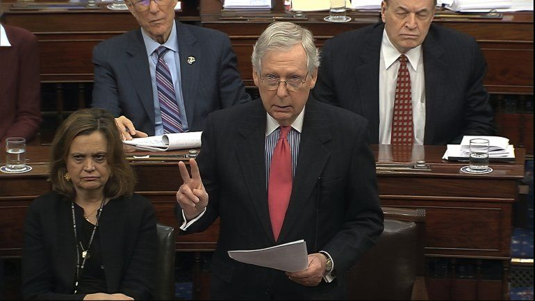 Republicanos, sin votos suficientes para bloquear testigos
