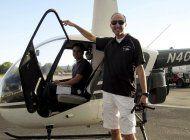 piloto de bryant, ¿presionado por volar ese dia?