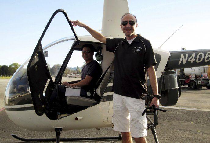 Piloto de Bryant, ¿presionado por volar ese día?
