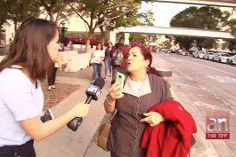 residentes del downtown de miami vivieron momentos de panico tras sentir movimientos de un terremoto en el caribe