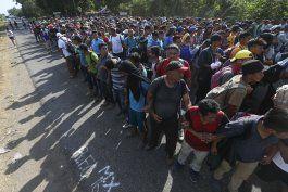 mexico suspende visitas de activistas a centros de migrantes