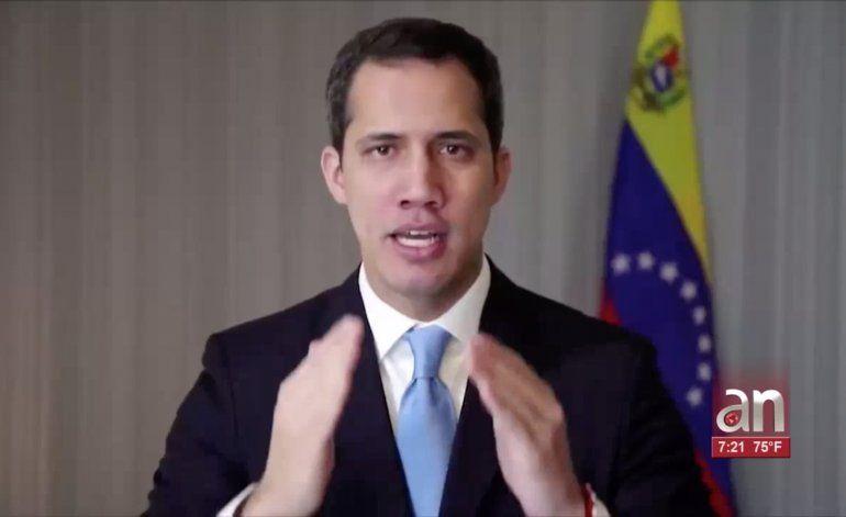 Expectativa por el regreso de Juan Guaidó a Venezuela