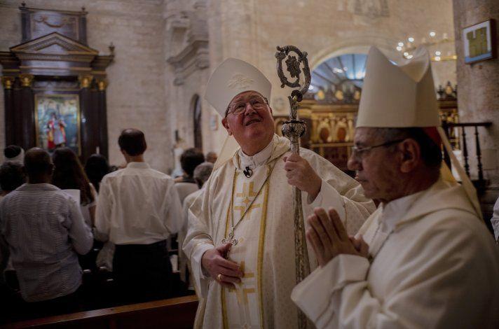 Cardenal de Nueva York quiere construir puentes con Cuba
