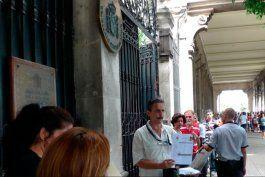 consulado de espana en la habana reorganiza solicitudes de visas