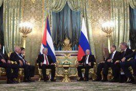 rusia otorgara prestamo de mas 1 000 millones de euros a regimen cubano