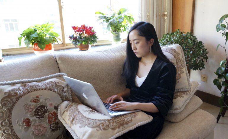 China: cuarentenas obligan a millones a trabajar desde casa