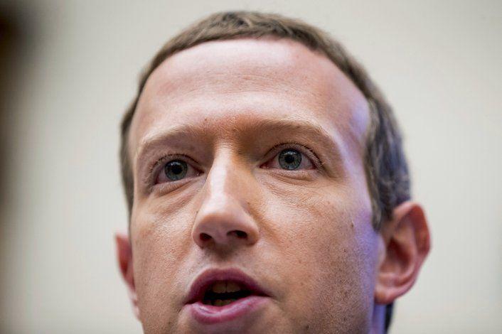 Zuckerberg apoya pago de impuestos en Unión Europea