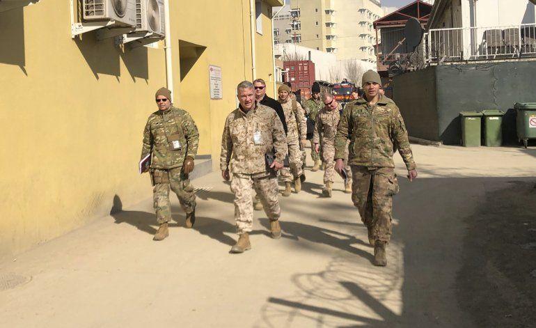 Funcionario: EEUU y Talibán acuerdan tregua en Afganistán