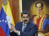 venezuela: maduro dice que el arresto de guaido ?llegara?