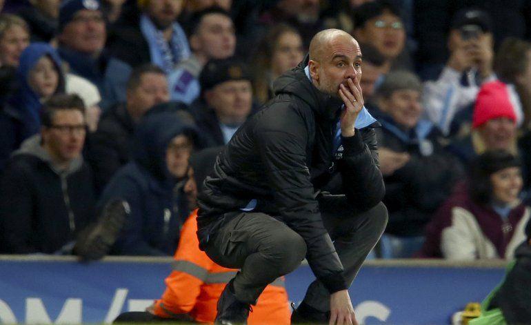 Manchester City expulsado de Liga de Campeones por dos años