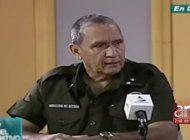 television cubana dice que comenzaron los arrestos de los pobladores que se enfrentaron a los boinas negras en santiago de cuba