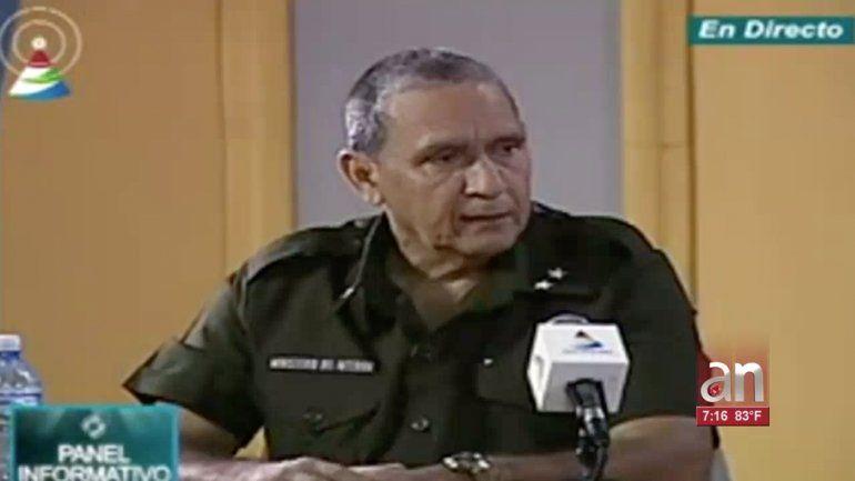 Televisión cubana dice que comenzaron los arrestos de los pobladores que se enfrentaron a los Boinas Negras en Santiago de Cuba