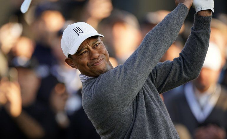 Woods no irá a 1er torneo de World Golf Championship del año
