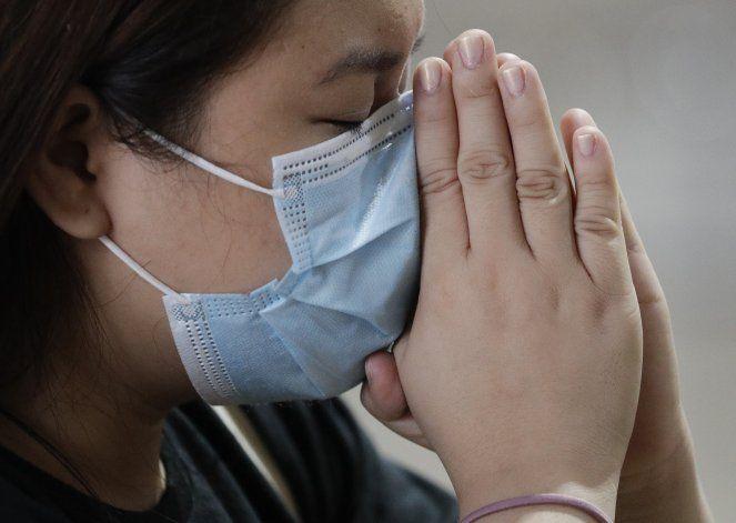 Un brote de virus asusta en lugares de culto en Asia