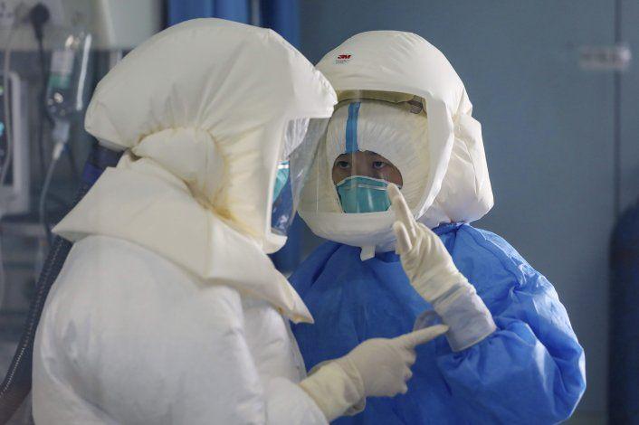 Francia anuncia la primera muerte por coronavirus en Europa