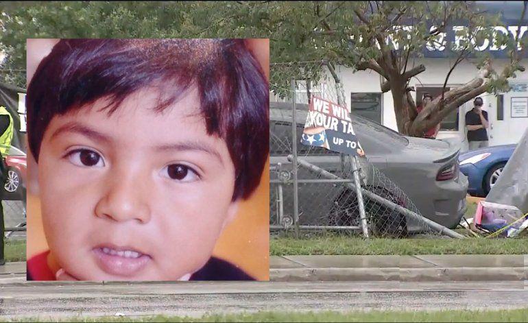 Revelan la identidad del niño de 2 años muerto en accidente en Homestead