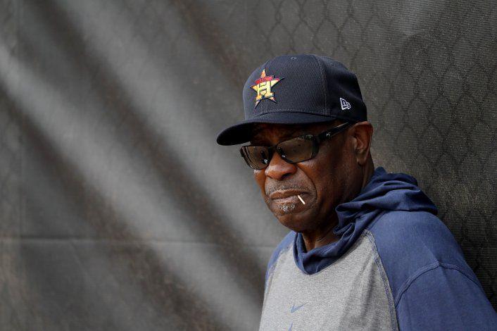 Baker a MLB equipos deben dejar de criticar a Astros