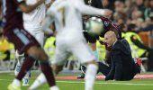 El Madrid tropieza ante Celta y ahora lidera por un punto