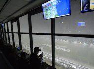 la lluvia obliga a posponer las daytona 500 para el lunes