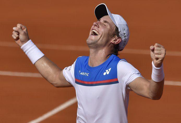 Ruud se corona en Argentina, primer campeón noruego en ATP