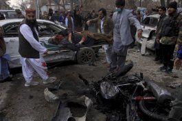 8 muertos y 16 heridos en ataque suicida en pakistan