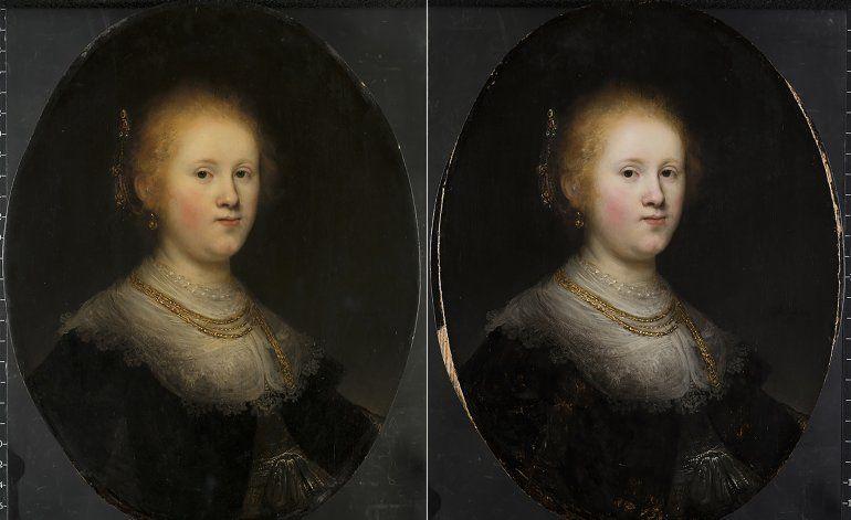 Museo de Pensilvania redescubre su Rembrandt