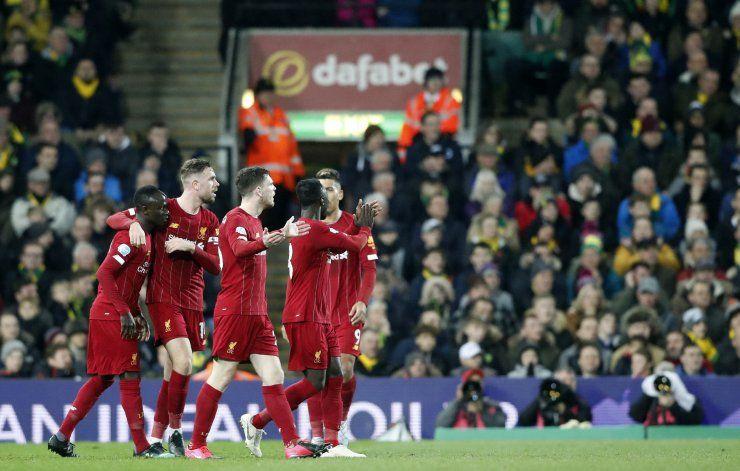Con un sólido Liverpool inician los octavos de la Champions