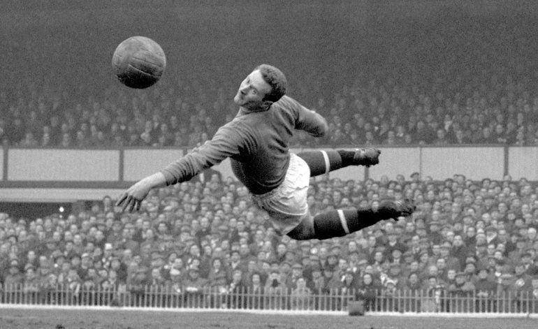 """Muere Harry Gregg, """"héroe de Múnich y exportero del United"""