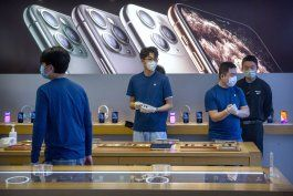 apple: coronavirus reducira produccion y ventas de iphone