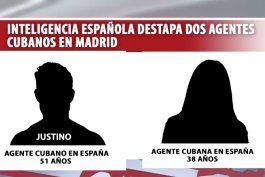 nuevos detalles: america teve obtiene en exclusiva el documento de la la audiencia nacional de espana donde se le niega la ciudadania a un matrimonio de espias cubanos