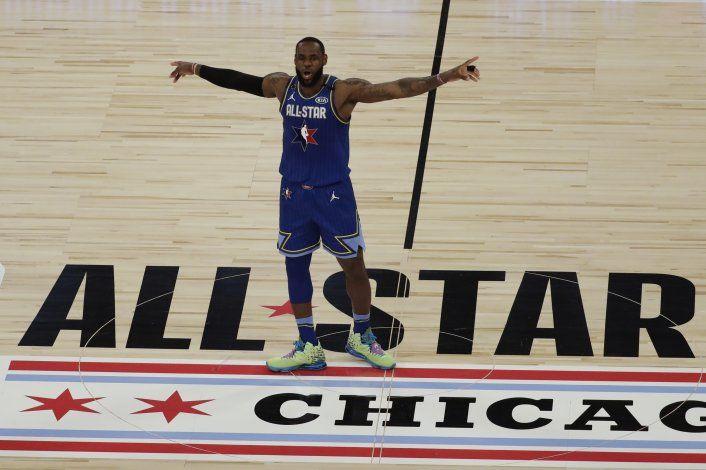 Aumentan 8% ratings del Juego de Estrellas de la NBA